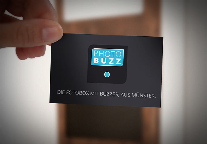 PhotoBuzz Visitenkarte